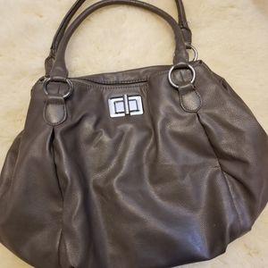 Aldo grey tote handbag